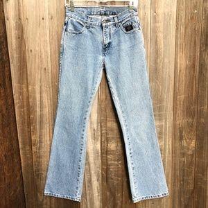 Vintage Harley Davidson Denim Bootcut Jeans